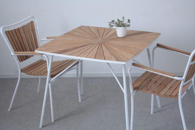 デンマークmandalayのガーデン家具「MARGUERIT」